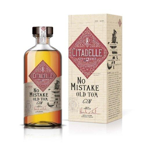 Citadelle Gin Citadelle No Mistake Old Tom 46 %  0,5 L