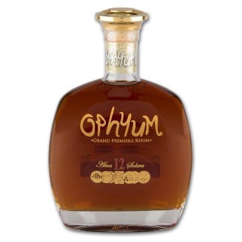 Rum OPHYUM 12 Jahre Grand Premiere 40 %  0,7L