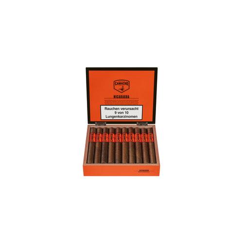 Camacho Nicaragua Gran Churchill Zigarren