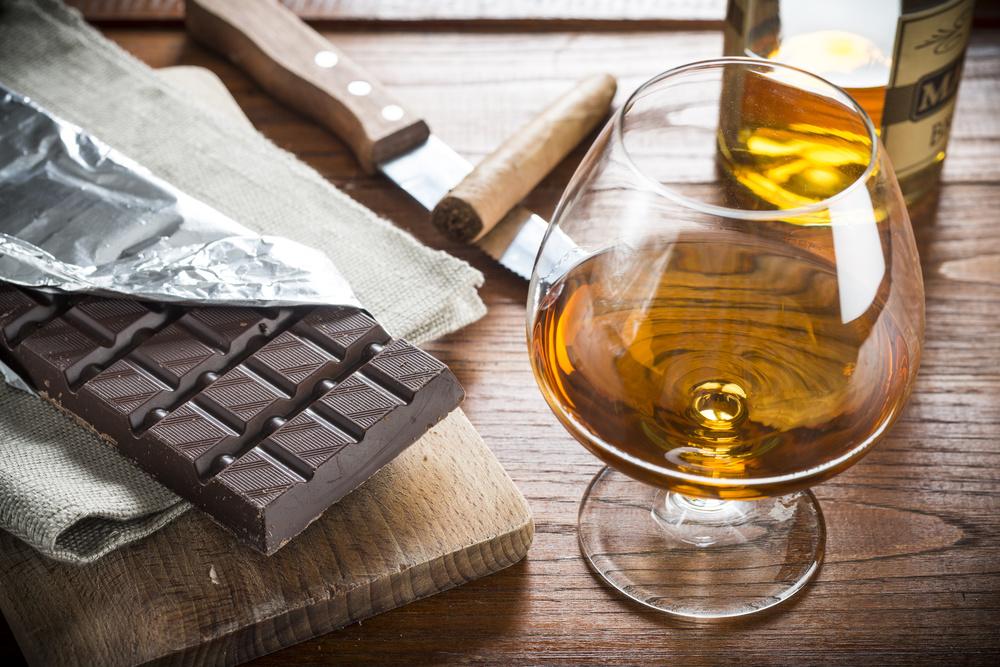 Rum & Shocolade Tasting