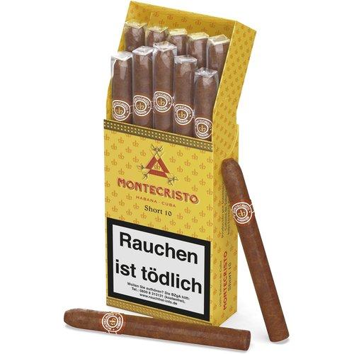 Montecristo  Short Zigarillos