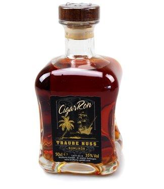 CigarRon Rum Traube-Nuss Rumlikör (0,5 l / 35 % Vol.)