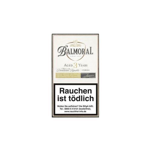 Balmoral Aged 3 Years  Corona Zigarren
