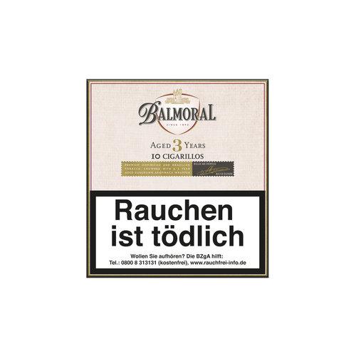 Balmoral Aged 3 Years  Cigarillos