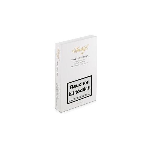 Davidoff Tubos Selection White Zigarren