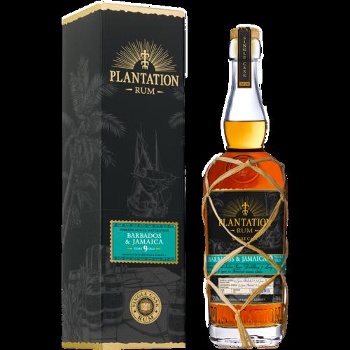 Plantation Plantation Barbados & Jamaica 9 Years Old Limited Edition 0,7I 53%