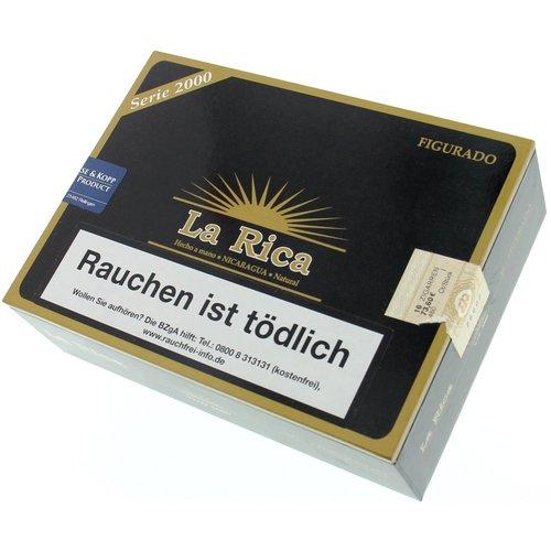 La Rica Serie 2000  Perfecto Tubo Zigarren