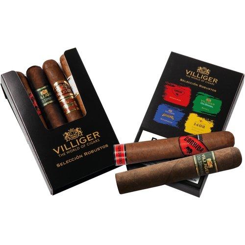 Villiger   Sampler Robusto Selección Zigarren