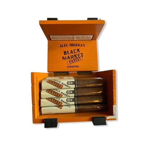 Alec Bradley  Limited edition Black Market Estelí Diamond Zigarren