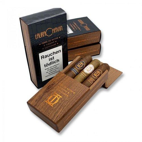 Laura Chavin  Zigarrensampler Edition 2019 3 Zigarren