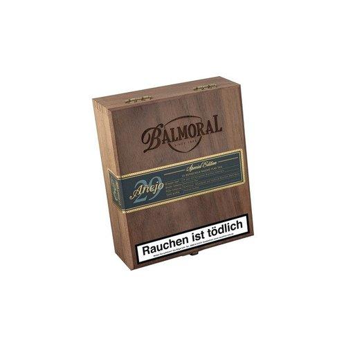 Balmoral Añejo 29 Zigarren Rothschild Masivo FT