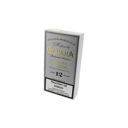 Gurkha Cellar Reserve Platinum Zigarren Hedonism Tubo