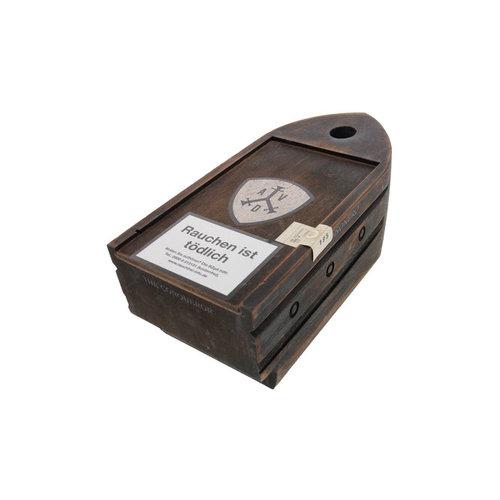 ADV Cigars & McKay Canonero - Gordo Plus 60x7 Zigarren