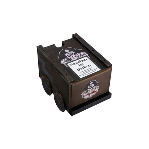 ADV Cigars & McKay La Bucanera Artilleria 50 Zigarren - Copy