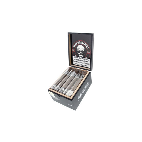 Sons of Anarchy Black Crown Zigarren Toro 6x54 Zigarren