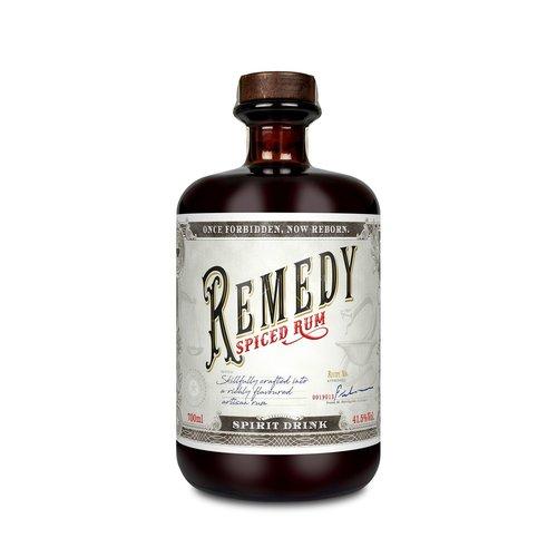 Remedy Spiced Rum 41,5% 0,7L