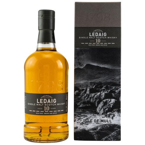 Ledaig 10 Jahre Whisky 46,3% 0,7L