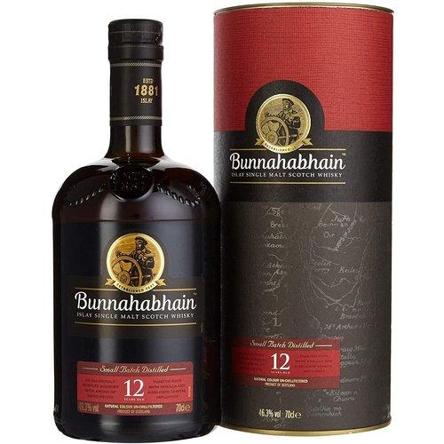 Whisky Bunnahabhain 12 Jahre Whisky 46,3% 0,7L