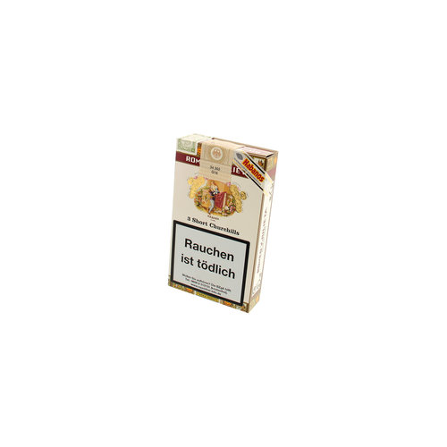 Romeo y Julieta Short Churchills AT Zigarren