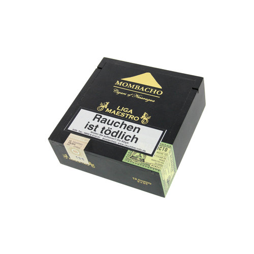 Mombacho Liga Maestro Gordo 5x54 Zigarren