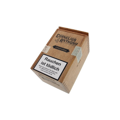 Cornelius & Anthony  Persuader 6x50  Venganza Zigarren