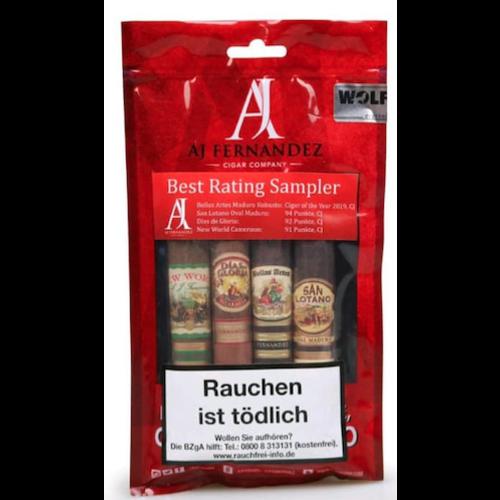 A.J. Fernandez Best Rating Sampler Freshpack
