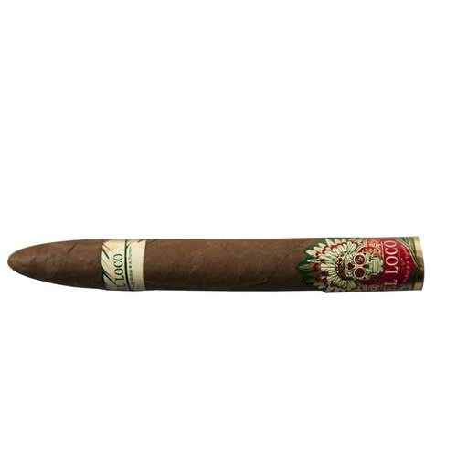 ADV Cigars & McKay El Loco-La Viuda Piramides 52x6 Zigarren