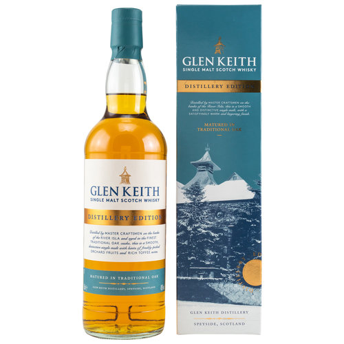 Whisky Glen Keith Distillery  Edition