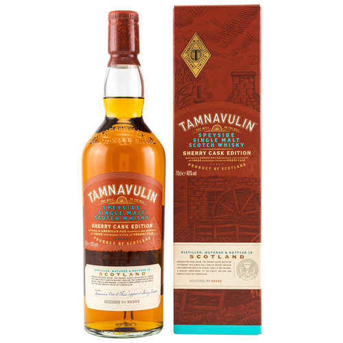 Whisky Tamnavulin Sherry Cask Edition 40% 0,7L