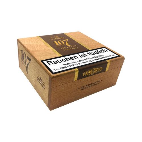 La Aurora  107 Nicaragua Robusto Zigarren