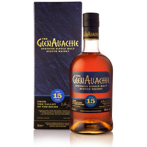 Whisky Glenallachie 15 Jahre 46% 0,7L