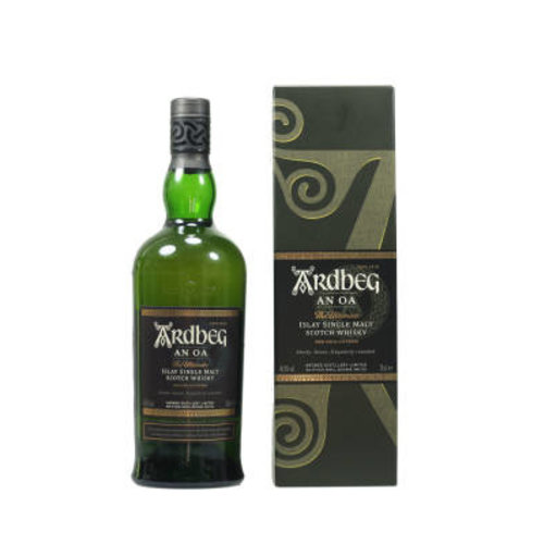 Whisky Ardbeg Uigeadail Islay Single Malt 54,2% 0,7L