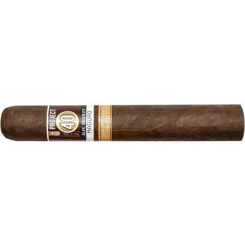 Alec Bradley  Project 40 Maduro Gorgo 06.60 Zigarren