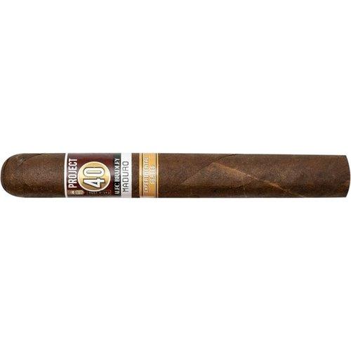 Alec Bradley  Project 40 Maduro Toro 06.52 Zigarren