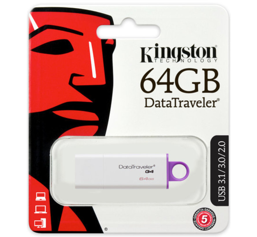 Kingston DataTraveler G4 64 GB