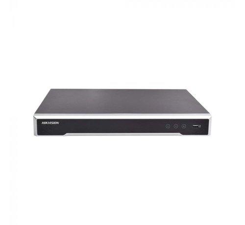 DS-7608NI-K2, 8 kanaals, 2 HDD slots