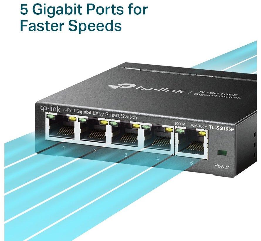 TP-Link TL-SG105E