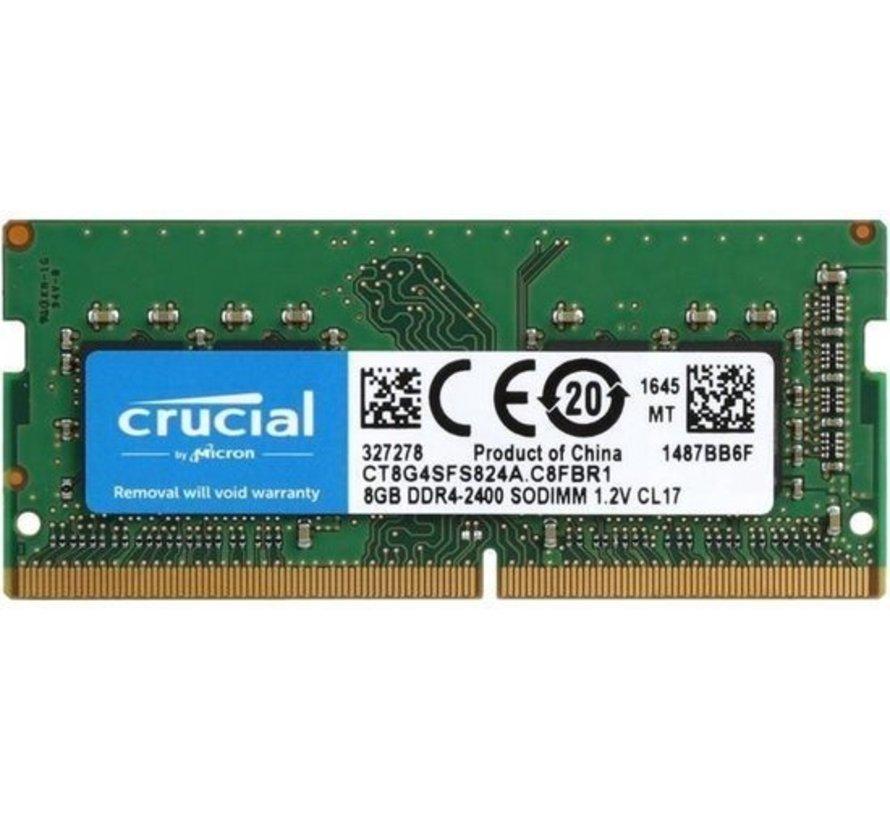 Crucial DDR4 SODIMM 8GB 2400