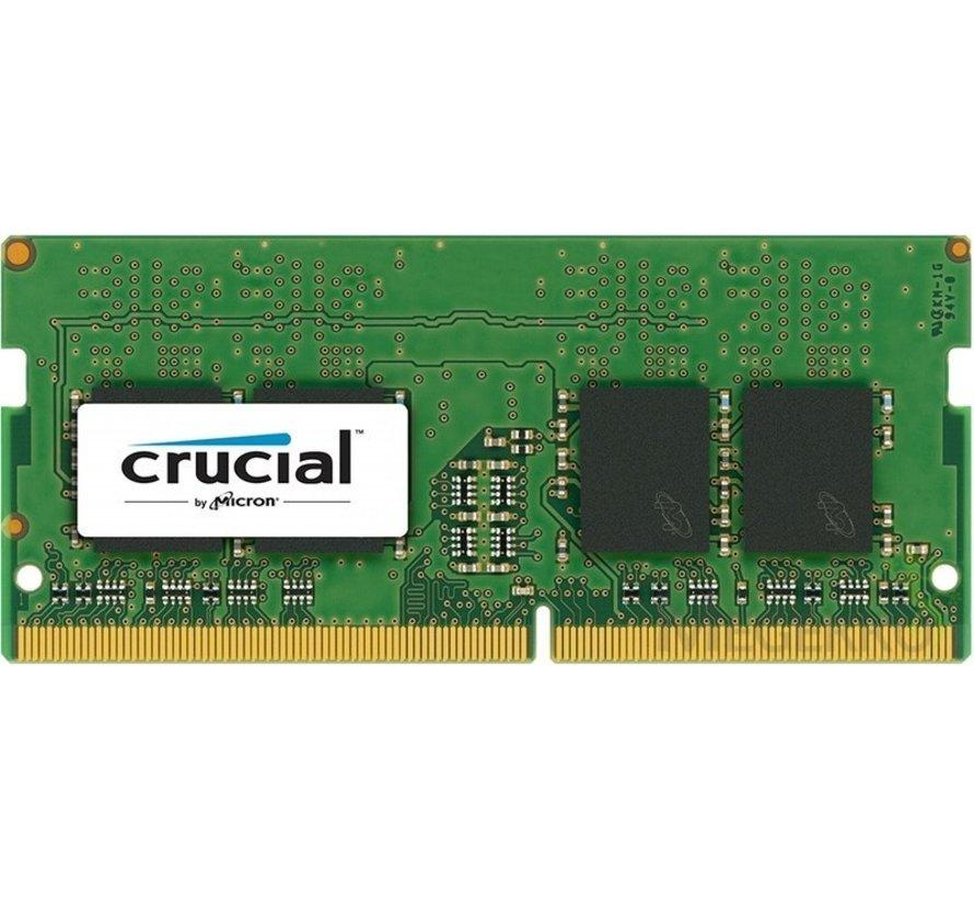 Crucial DDR4 SODIMM 16GB 2400