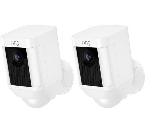 Ring Ring Spotlight Cam Battery Wit Duo Pack