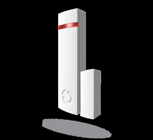 Jablotron Draadloos magneetcontact met 2 inputs