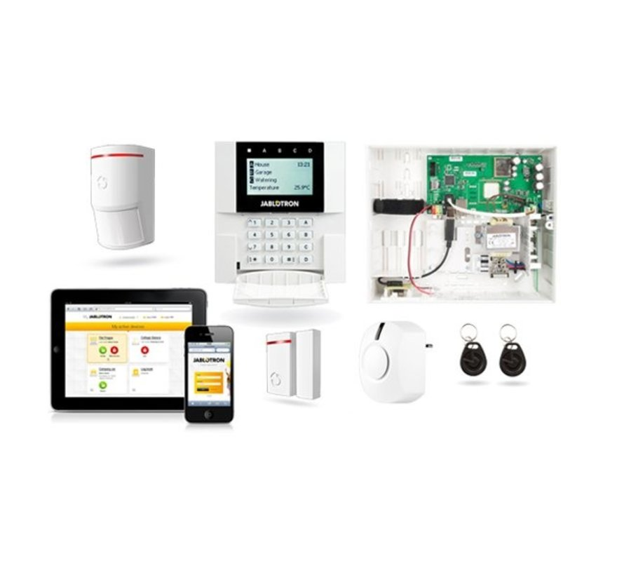JK-110-KIT Enterprise LAN Kit