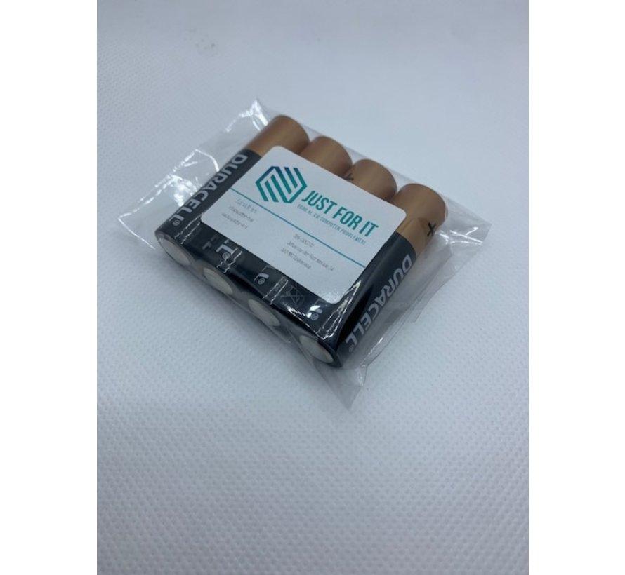 AA Batterij 4 Stuks