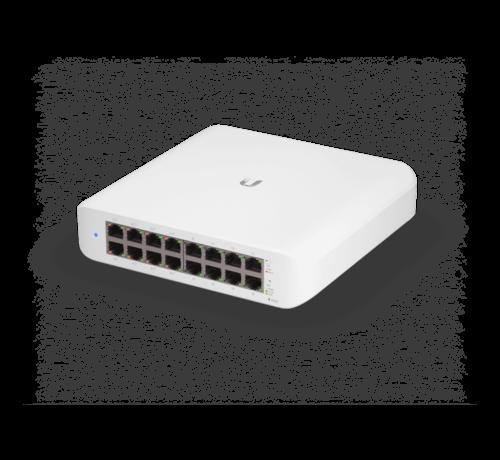 Ubiquiti Ubiquiti UniFi Switch Lite - 16 poort, 45W PoE