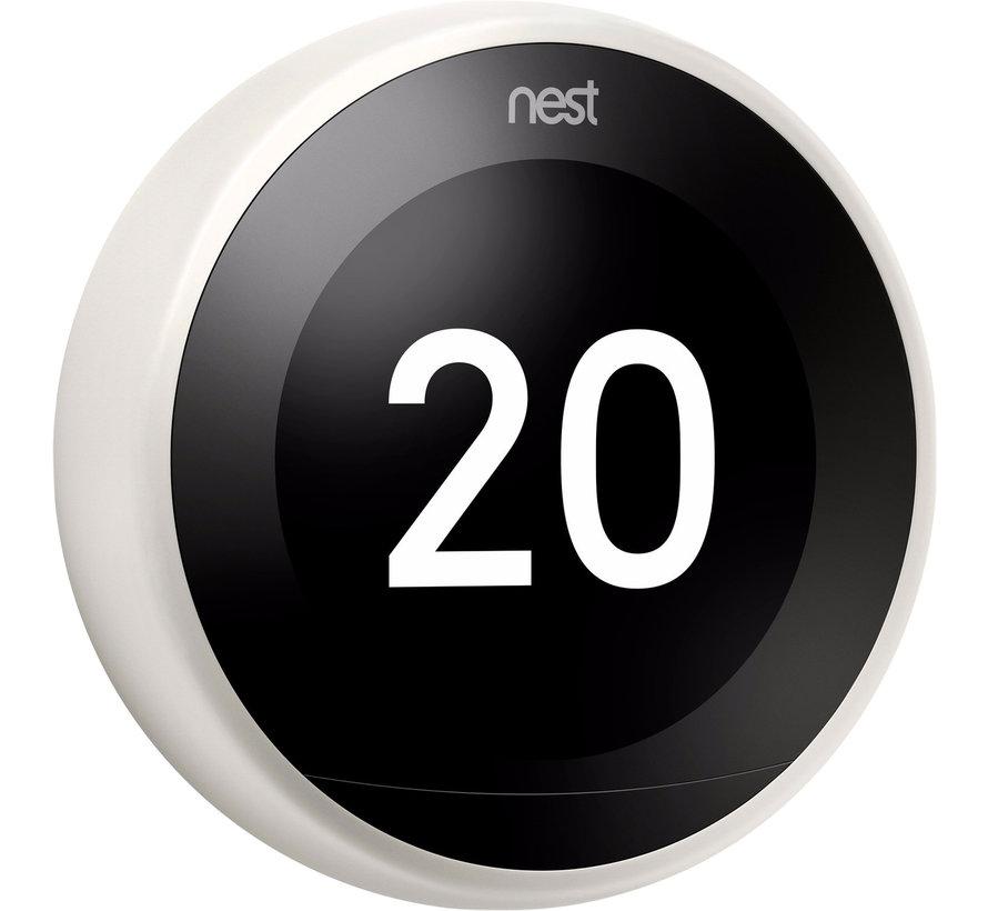 Google Nest Learning Thermostat (3e generatie) -  Wit