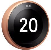 Nest Google Nest Learning Thermostat (3e generatie) -  Koper