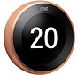 Google Nest Learning Thermostat (3e generatie) -  Koper