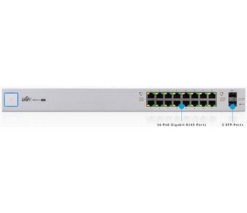 Ubiquiti Ubiquiti UniFi Switch - 16 poort, 150W
