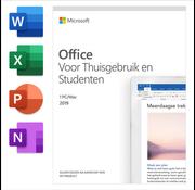 Microsoft Microsoft Office 2019 Thuisgebruik en Studenten NL
