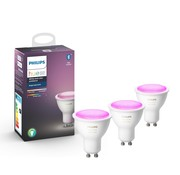 Philips Hue GU10 perfect fit (3-pack) - White and Color